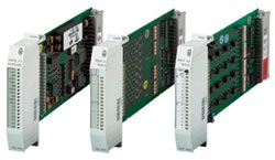 Input and output modules